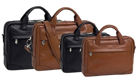 McKlein Leather Briefcases