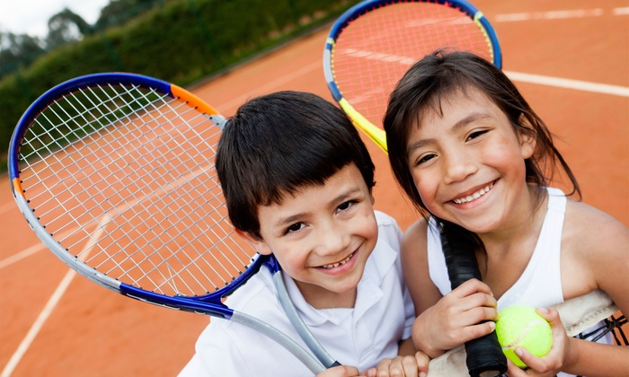 ProsToYou Tennis - Saint Peter's University: $220 for $480 Worth of Tennis summer day camp at ProsToYou Tennis