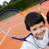Up to 50% Off Youth Tennis Lessons or Camp
