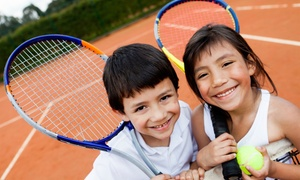 My Tennis Game LLC: One or Three Group Tennis Lessons for Kids Aged 16 and Younger at My Tennis Game LLC (Up to 58% Off)