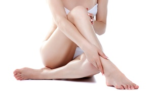 Starwood Med Spa: Laser Hair-Removal Treatments on Small, Medium or Large Area at Starwood Med Spa (Up to 59% Off)