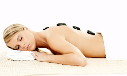 Organic Herbal Facial with Neck & Shoulder Massage or Hot-Stone and Scalp Massage with Facial (Up to 68% Off)