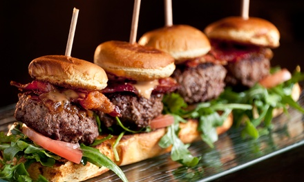 Upscale Pub Food at The Social (Up to 43% Off). Two Options Available.