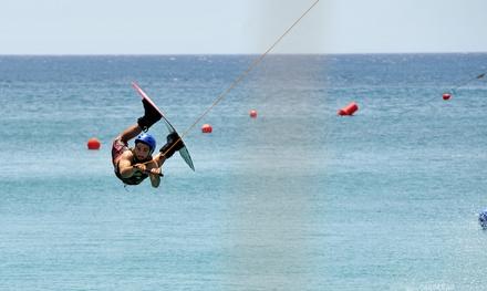 Experiencia de wakeboard de 2 horas para 1 o 2 personas desde 16,99 € en Cable Ski Benidorm