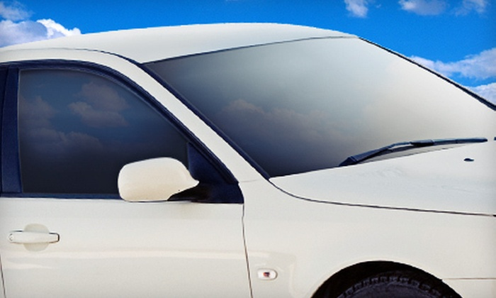 Tint Atlanta - Atlanta: Window Tinting for Front-Side Windows or Full Vehicle from Tint Atlanta (Up to 57% Off)