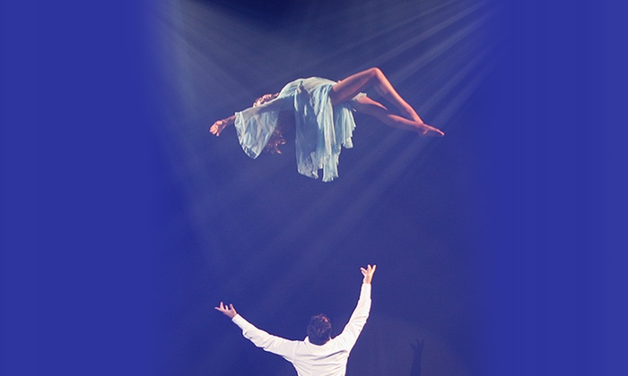 Masters of Illusion - Louisville Palace: Masters of Illusion – Believe the Impossible at Louisville Palace on Friday, October 16 (Up to 41% Off)