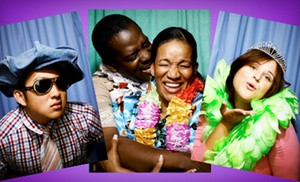 Excel Photobooth: $468 for $850 Worth of Photobooth at Excel Photobooth