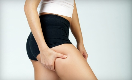 QuickSlim Red-Light Fat-Reduction Treatment for One Area, Half Body, or Full Body at QuickSlim Lipo (Up to 68% Off)