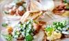Cocina Latina - Kew Gardens: Latin-Inspired Dinner for Two or Four at Cocina Latina (Up to 65% Off)
