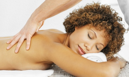 Massages at Massage Therapy & Wellness Center (Up to 52% Off). Two Options Available.