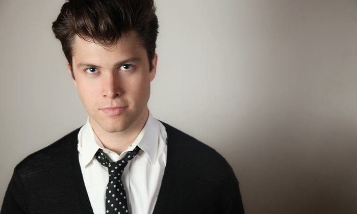 Colin Jost - Downtown Phoenix: Colin Jost at Stand Up Live on November 8 or 9 (Up to 49% Off)
