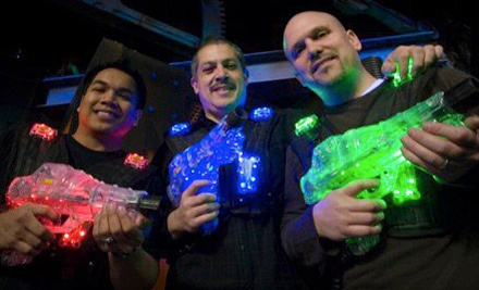 Extreme Laser Tag - Extreme Laser Tag in Colonial Heights
