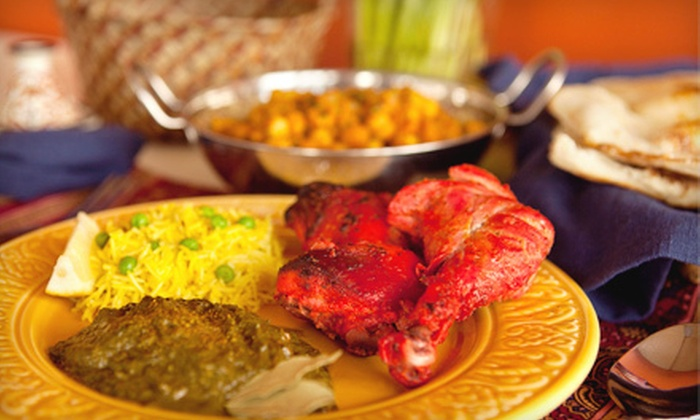 Shalom Bombay - Manhattan: $25 Worth of Kosher Indian Food