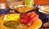 Shalom Bombay - Manhattan: $25 Worth of Kosher Indian Food