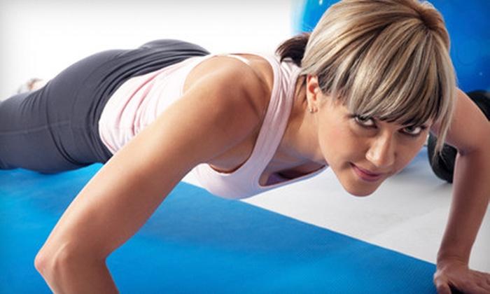 FitnessFAST 24 Hour Gym - Bellevue Second III: 10 or 20 Fitness Classes at FitnessFast 24 Hour Gym (Up to 65% Off)