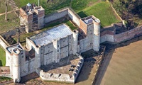 Two Adult or a Family Ticket to Upnor Castle (Up to 46% Off)