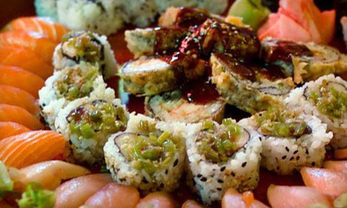 Ninja Japanese Restaurant - Chandler: $20 for $40 Worth of Sushi, Japanese Cuisine, and Drinks at Ninja Japanese Restaurant