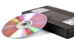 Copy Cat Video: One or Three Analog Media to DVD Transfers at Copy Cat Video (Up to 53% Off)