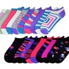 10 Pairs of K. Bell Women's Socks in Assorted Patterns