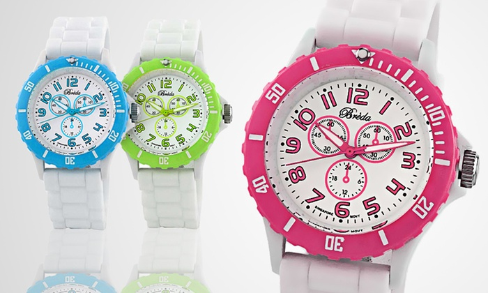 Breda Women's Peyton Watches: $11.99 for a Breda Women's Peyton Watch ($45 List Price). 14 Options Available. Free Returns.