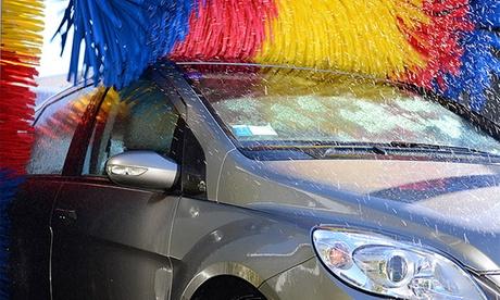 3 o 6 lavados de coche en túnel de lavado desde 7 € en cuatro centros