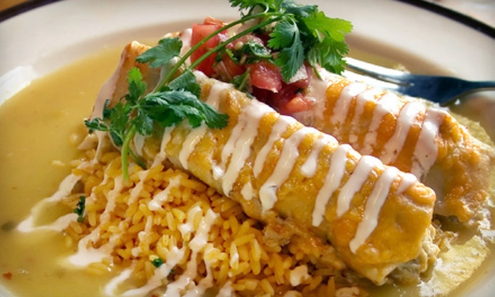 Nuevo Leon Mex Mex Restaurant - Farmers Branch Shopping Center: $8 for $16 Worth of Mexican Food at Nuevo Leon Mex Mex Restaurant