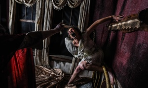 Up to 31% Off Admission to Massacre Haunted House at Massacre Haunted House, plus 6.0% Cash Back from Ebates.