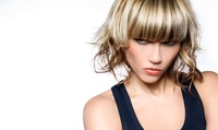 Cut and Finish with Hair and Scalp Renewal Treatment or Highlights at Rapunzel Salon