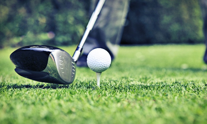 Woodside Meadows Golf Course - Romulus: 18 Holes of Golf for Two or 18 Holes of Golf with Hot Dogs for Four at Woodside Meadows Golf Course (Up to 61% Off)