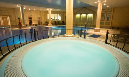 Leicestershire: 1 to 3 Nights for Two with Breakfast and Spa Access at 4* Sketchley Grange Hotel