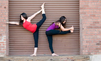 image for 10 or 15 Classes at True Hot <strong>Yoga</strong> (Up to 78% Off)