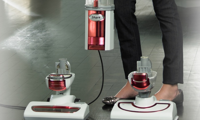 Shark Rotator Vac Or Steam 2 In 1 Upright Vacuum Groupon