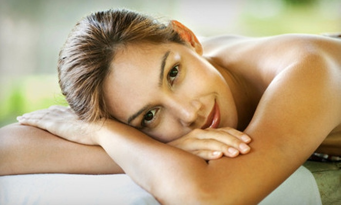 Just Relax Massage Therapy - Grogan's Mill: 60-, 90-, or 120-Minute Aromatherapy, Swedish, or Deep-Tissue Massage at Just Relax Massage Therapy (Up to 58% Off)