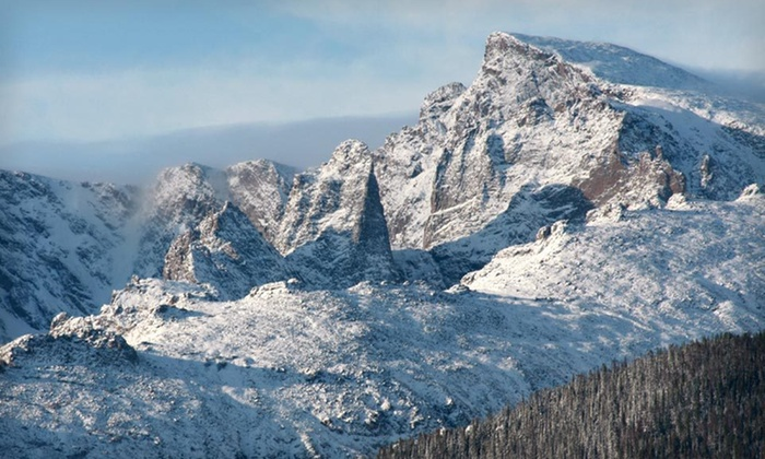 The Historic Crags Lodge - Estes Park, CO: Two-Night Stay at The Historic Crags Lodge in Estes Park, CO