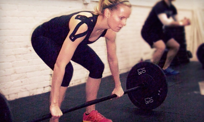 CrossFit Clayton - Clayton: 5, 10, or 20 CrossFit Classes at CrossFit Clayton (Up to 80% Off)