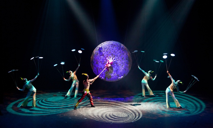 """Golden Dragon Acrobats: """"Cirque Ziva"""" - Morrison Center: Golden Dragon Acrobats: """"Cirque Ziva"""" at Morrison Center on Saturday, January 11, at 7 p.m. (Up to 58% Off)"""