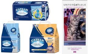 Litière Chat Catsan