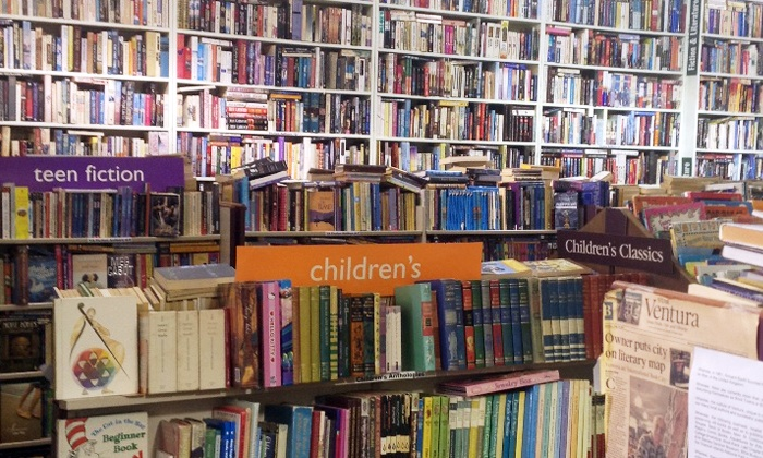 Bank of Books - San Buenaventura (Ventura): New and Rare Books at Bank of Books (50% Off). Two Options Available.