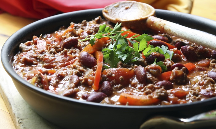 Jax Area USO Chili Cook Off - Orange Park Town Park: Admission and Tasting Kits for Two or Four to Jax Area USO Chili Cook Off on Saturday, March 14 (Up to 46% Off)