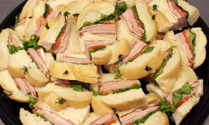 Coraopolis Cash Market - Coraopolis: $14 for a Sandwich Sampler at Coraopolis Cash Market ($28 Value)