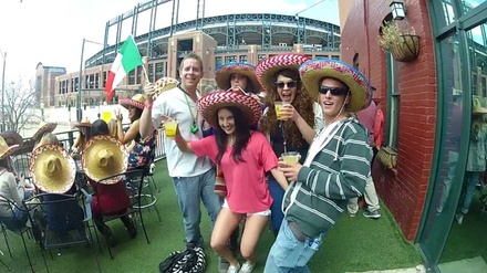 General or VIP Admission to the Cinco de Drinko Pub Crawl on Saturday, May 3 (Up to 36% Off)