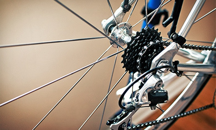 Cheshire Cycle - Hamden: Full Bicycle Tune-Up or $20 for $40 Worth of Equipment and Accessories at Cheshire Cycle