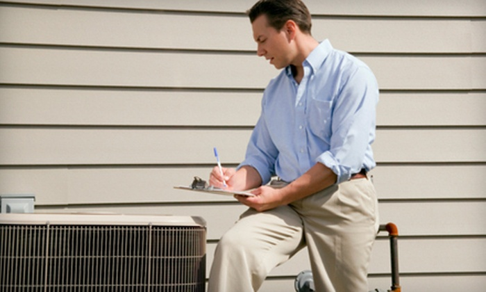 Universal Heating and Cooling Company - Rochester: $37 for Air-Conditioner or Furnace Cleaning from Universal Heating and Cooling Company ($75 Value)