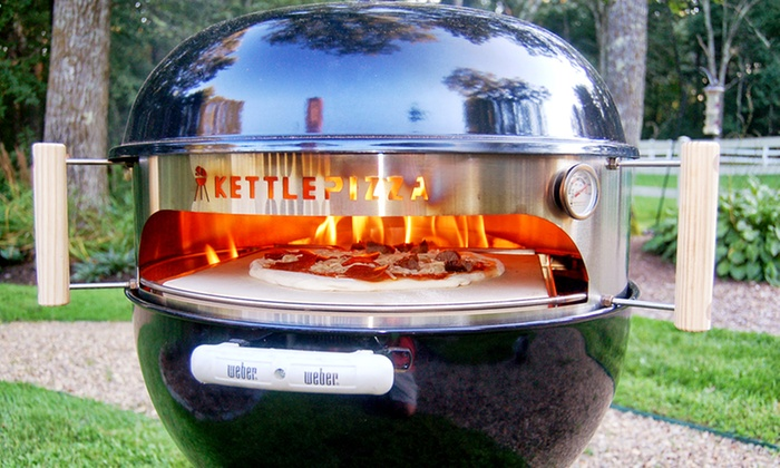 Kettlepizza Basic Pizza Oven Kit For 18 5 And 22 Charcoal Grills