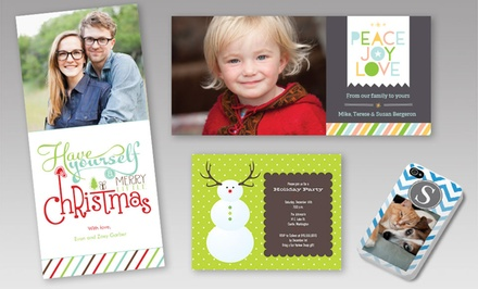 $20 for $60 Worth of Custom-Printing Services from Vistaprint
