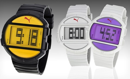 Puma Watches for Men and Women (Up to 60% Off). 7 Styles Available.