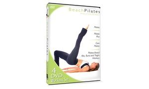 Beach Pilates DVD 4-Pack