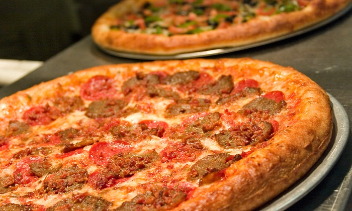 NYPD Pizza - Multiple Locations: $11 for $20 Worth of New York–Style Pizza and Italian Food at NYPD Pizza