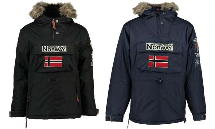 Parka Geographical Norway Homme | Groupon