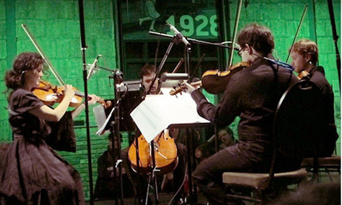 Music in the Barns Chamber Concert - Artscape Wychwood Barns: $15 for a Music in the Barns Chamber Ensemble Concert at Artscape Wychwood Barns on July 5 (Up to $27.49 Value)